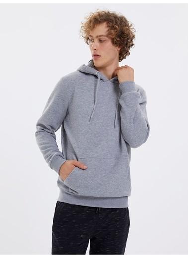 Loft Sweatshirt Gri